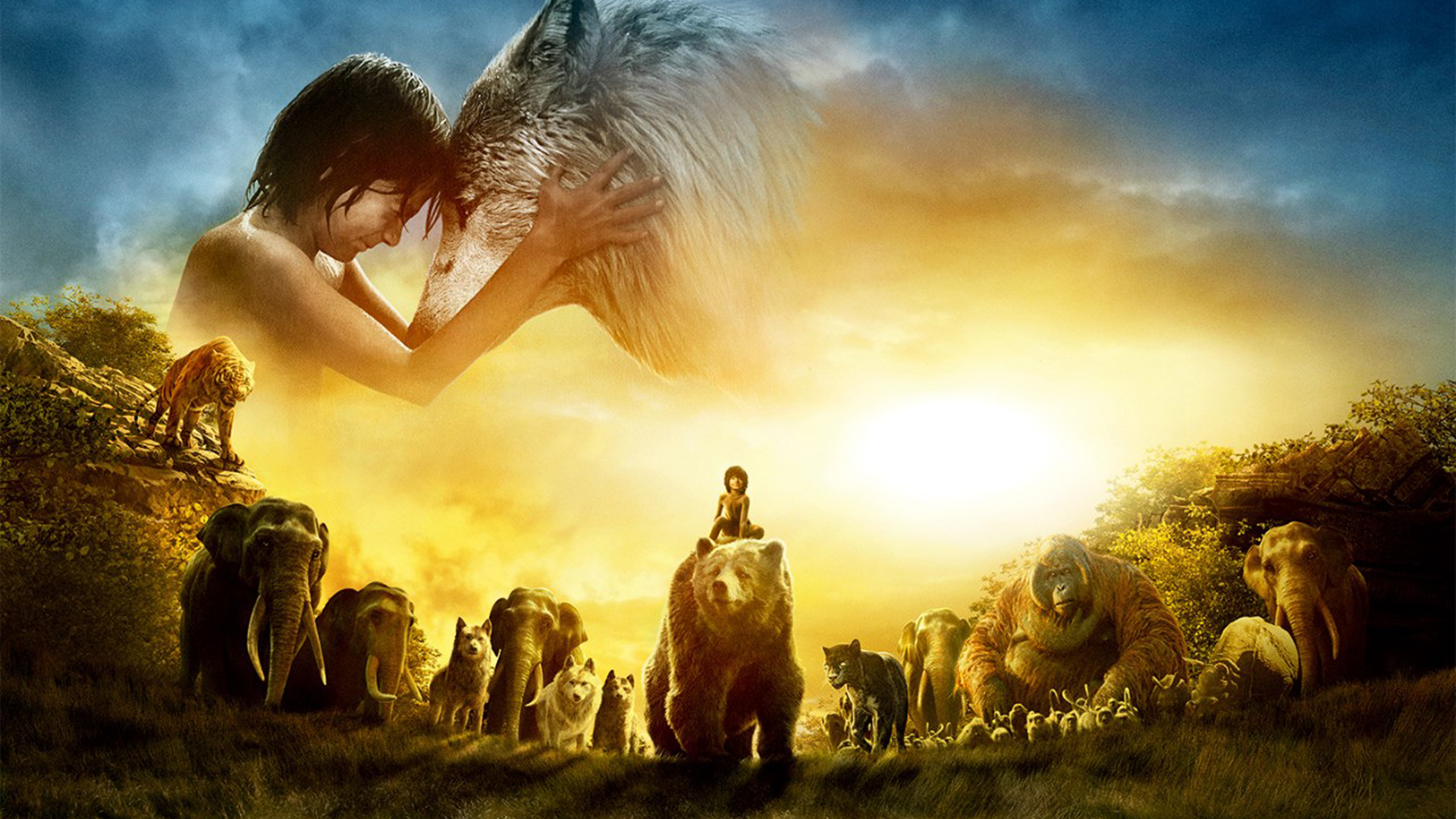 The Jungle Book Wallpapers High Quality | Download Free