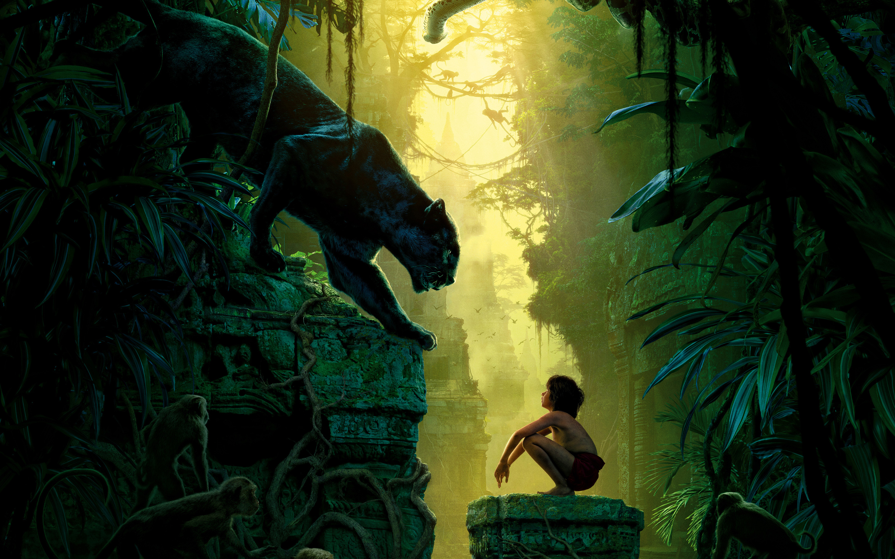 The Jungle Book 2016 Movie Wallpapers | HD Wallpapers