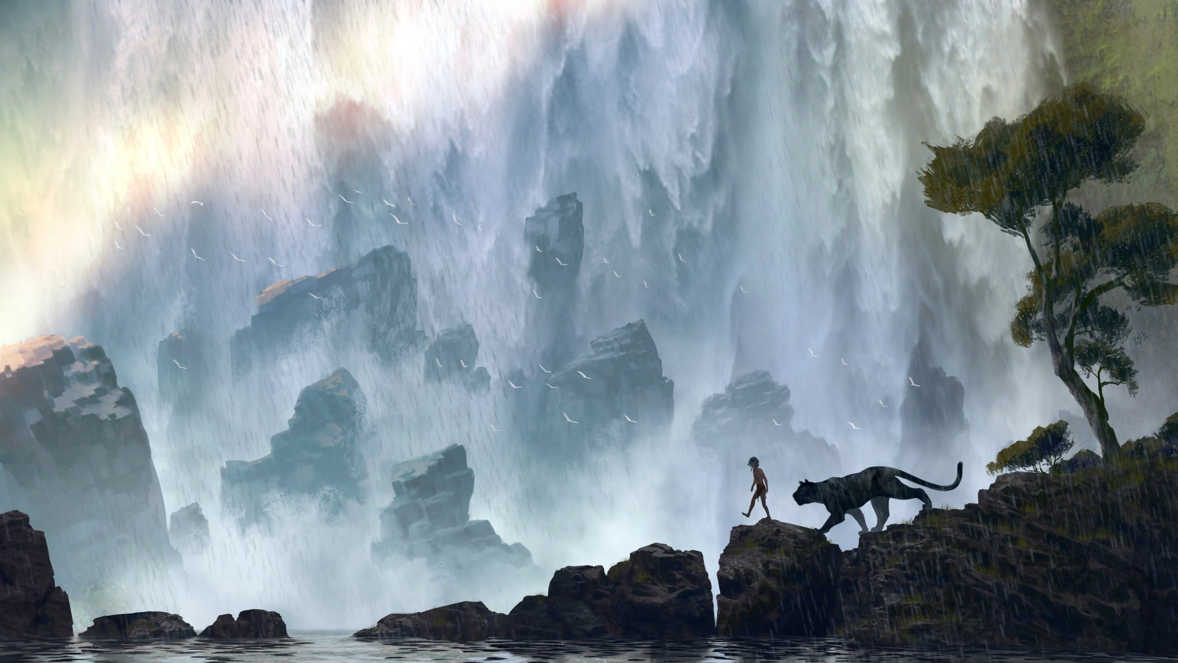 The Jungle Book (2016) Wallpapers | Best Wallpapers