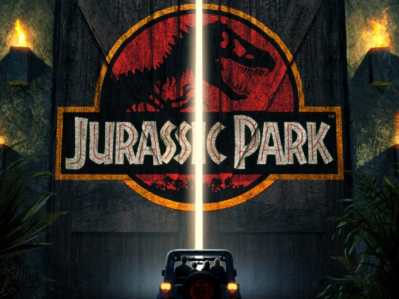 53 Jurassic Park HD Wallpapers | Backgrounds - Wallpaper Abyss