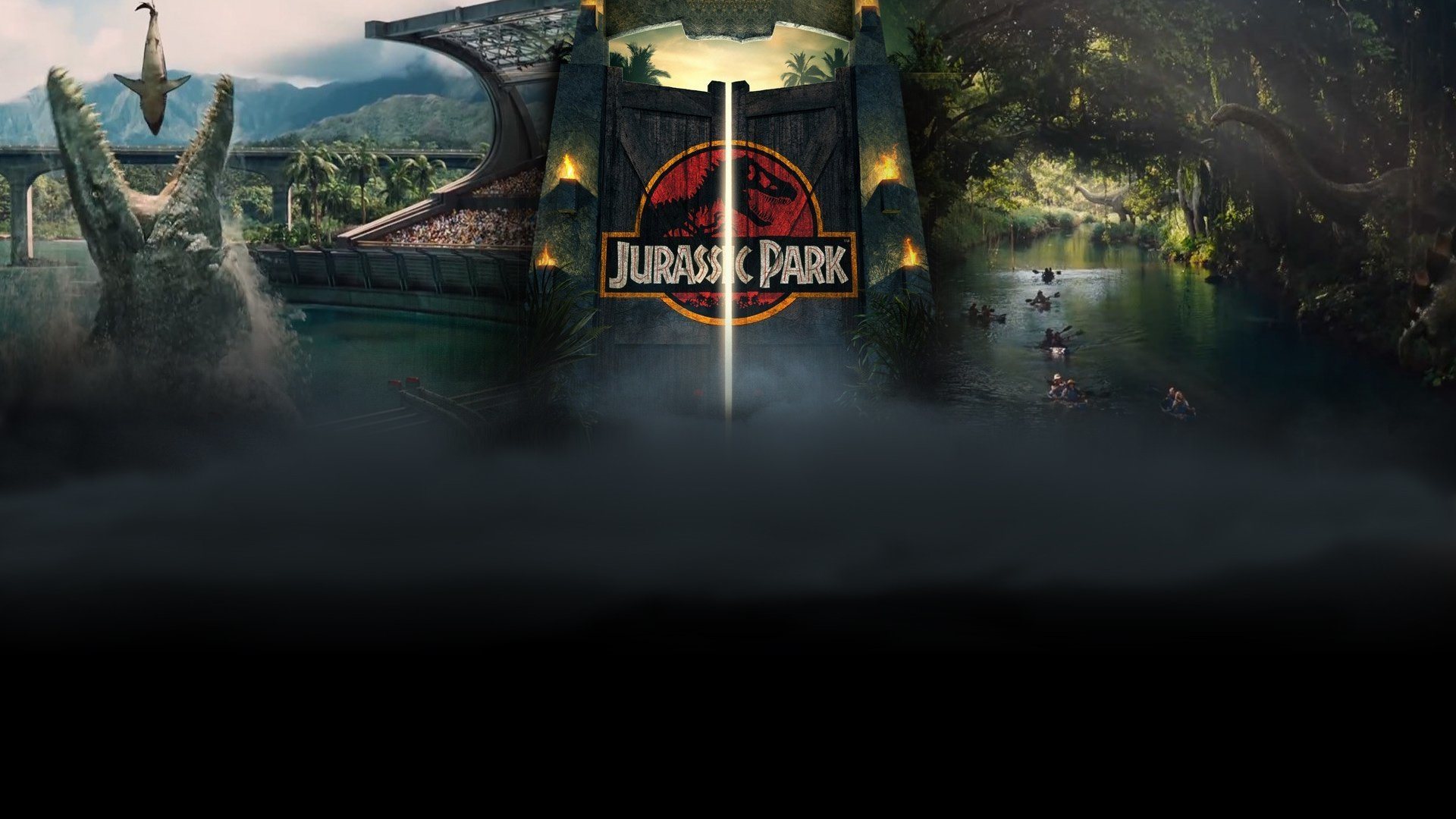 124 Jurassic Park HD Wallpapers | Backgrounds - Wallpaper Abyss