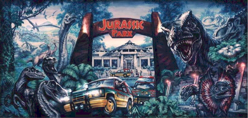 Jurassic Park Wallpapers for Desktop | 43 Handpicked Wallpaper's