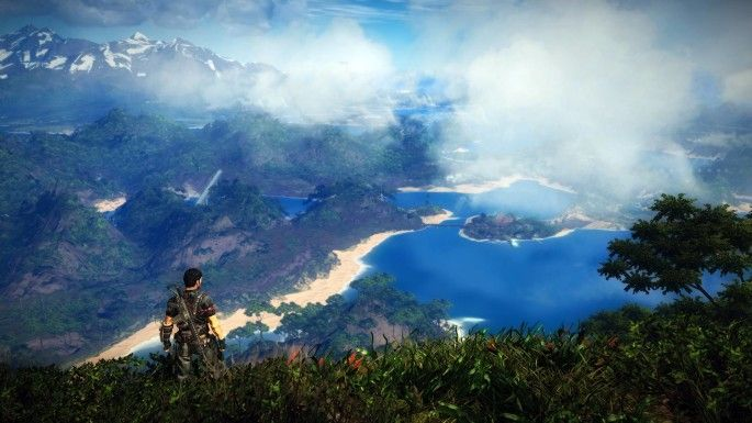 Just Cause 2 game Wallpapers | Games | Pinterest | Just cause 2