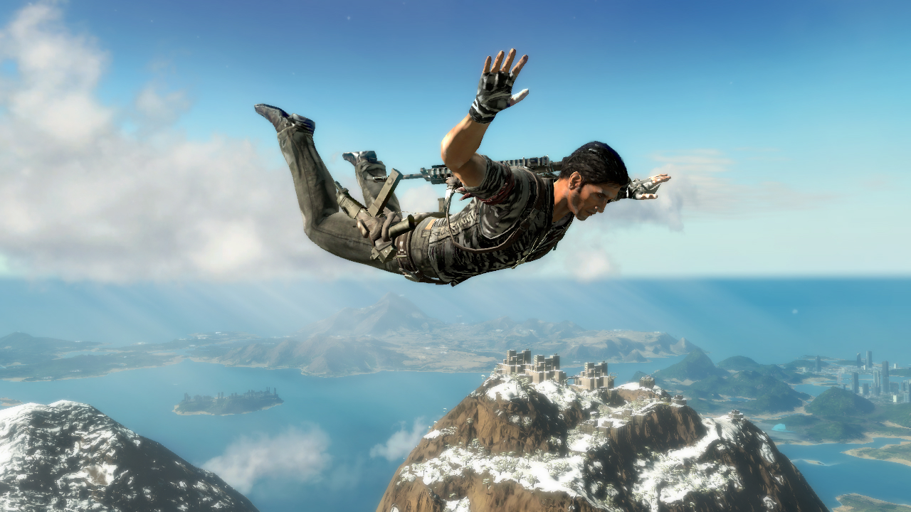 Just Cause 2  Wallpapers list