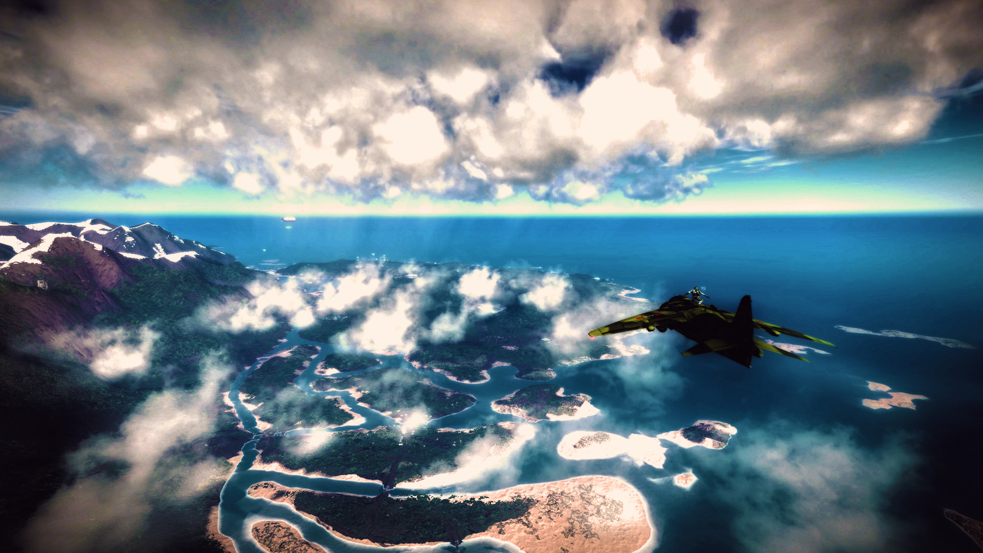 Just Cause 2 | HD Gaming Wallpapers