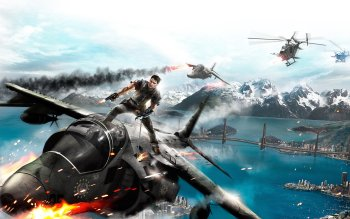 6 Just Cause 2 HD Wallpapers | Backgrounds - Wallpaper Abyss