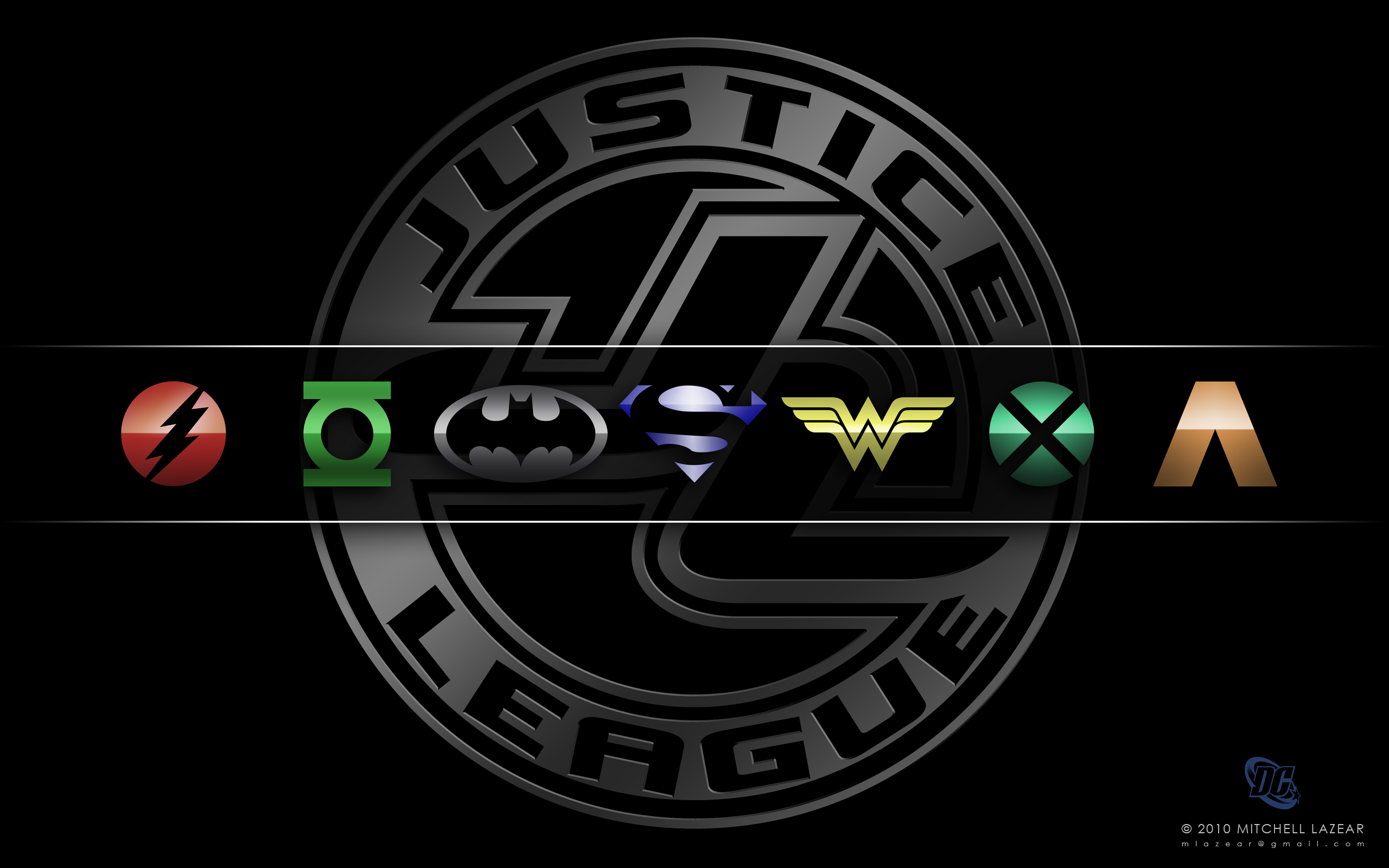 The Justice League Wallpaper