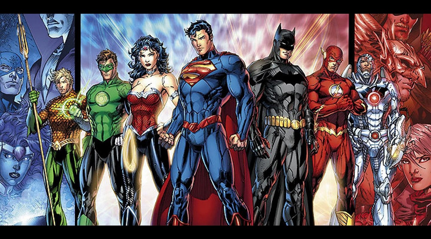91 Justice League Of America HD Wallpapers