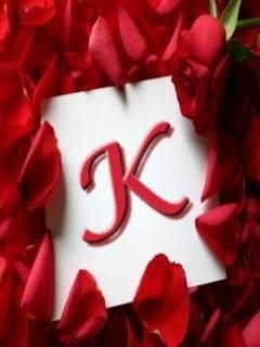 Download K Letter wallpapers to your cell phone - kay letter
