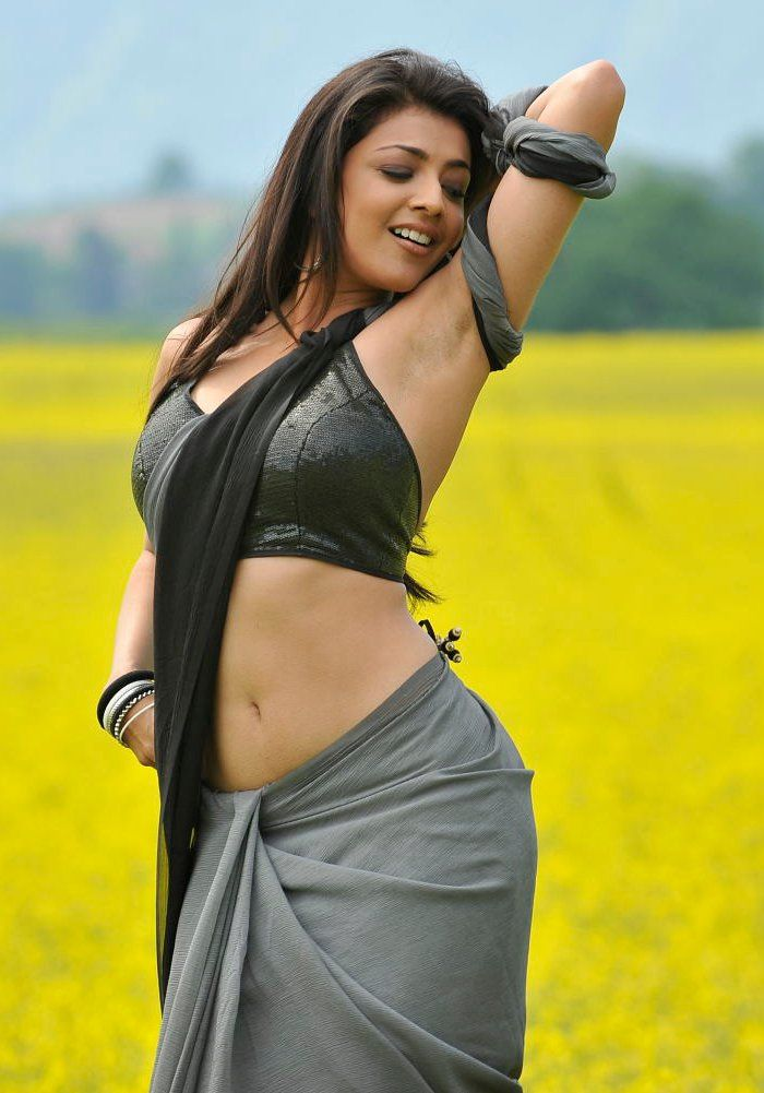 Sexy Kajal Agarwal Sexy bikini & Kajal Agarwal Hot Wallpaper in HD