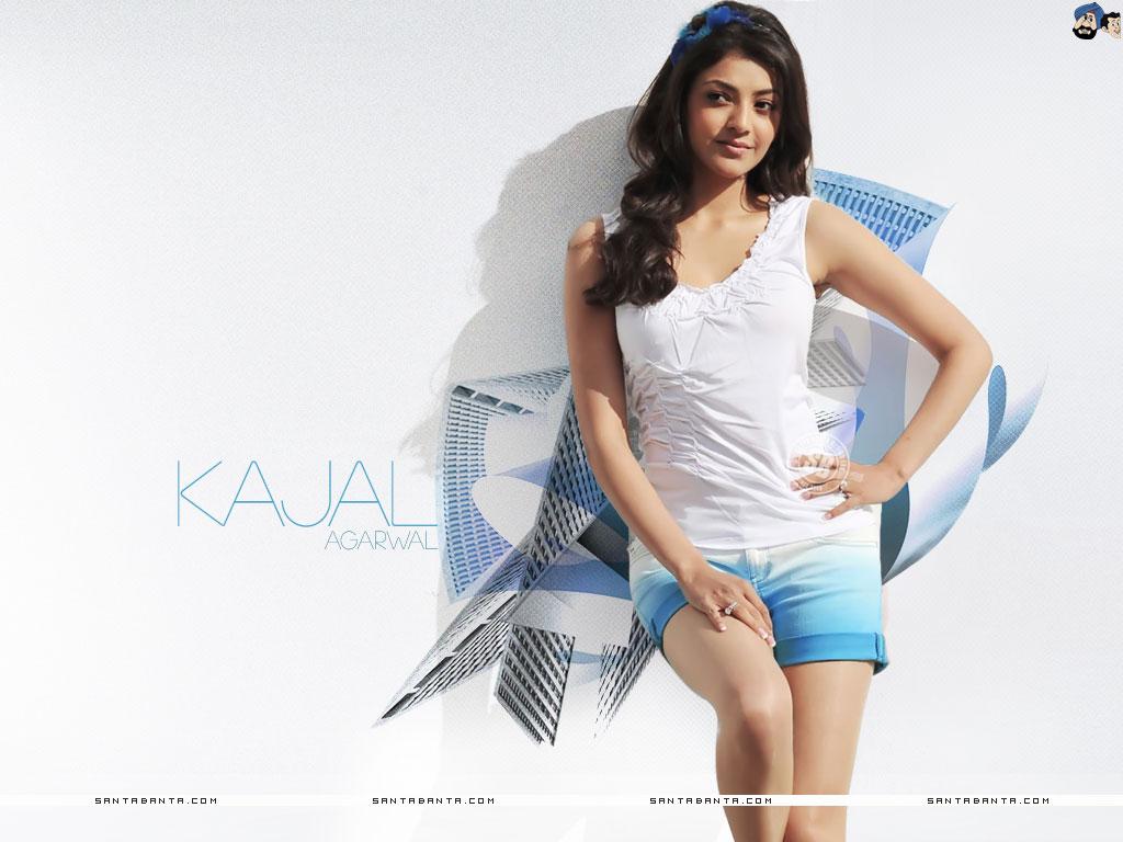 Kajal Agarwal Widescreen wallpaper free download high qual