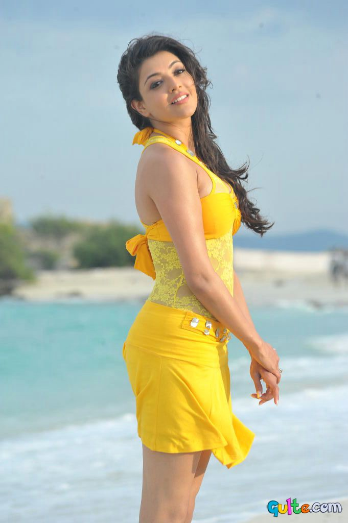Kajal Agarwal Hot Photos in Businessman Photos, Kajal Agarwal Hot
