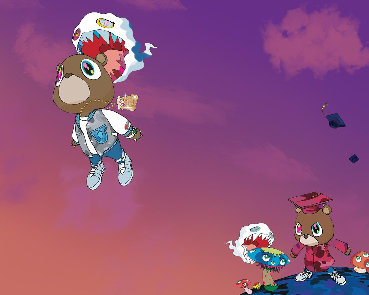 Kanye West Graduation Wallpapers