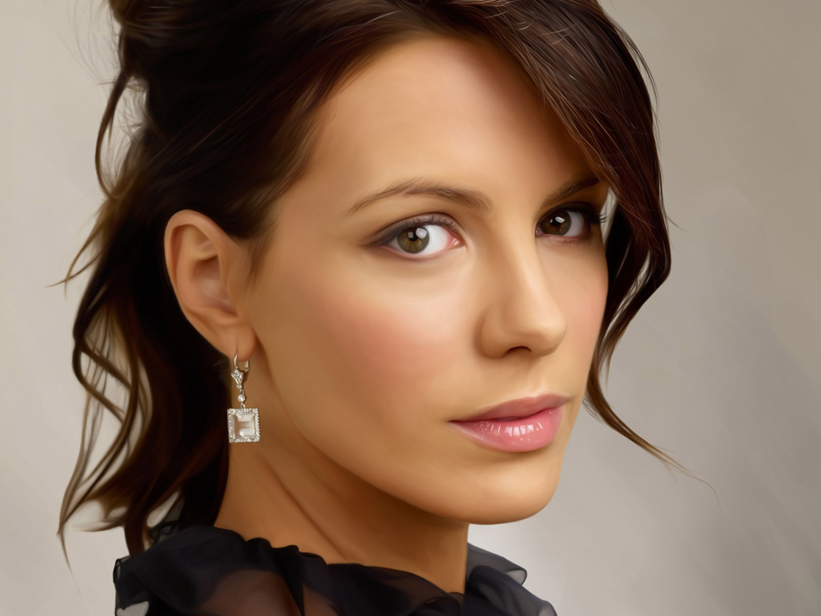 Kate Beckinsale Sf Wallpaper