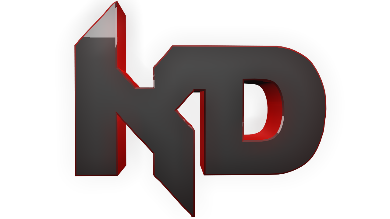 KD Logo – Free wallpaper download