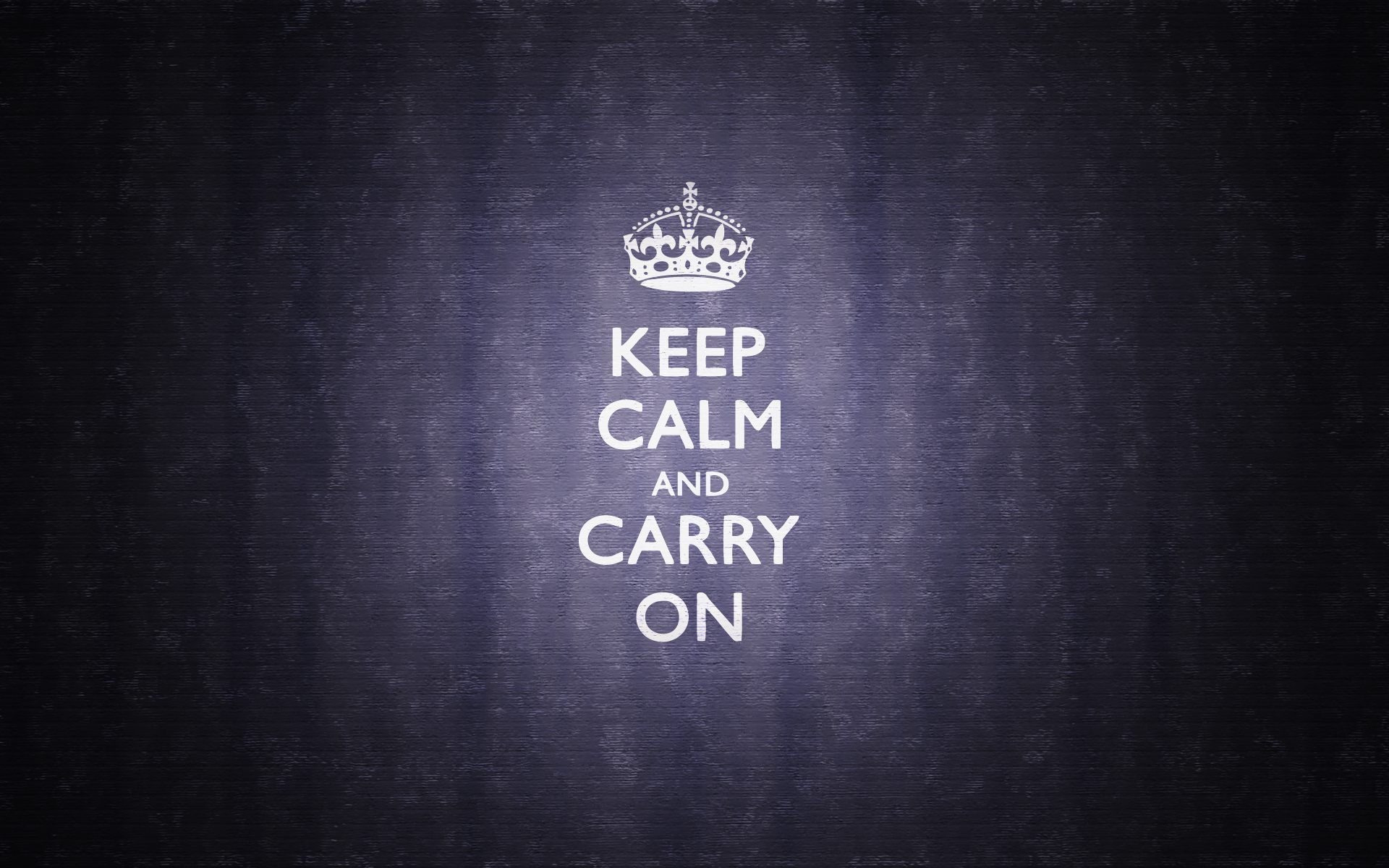 Keep Calm And Carry On Wallpaper HD Download For Desktop