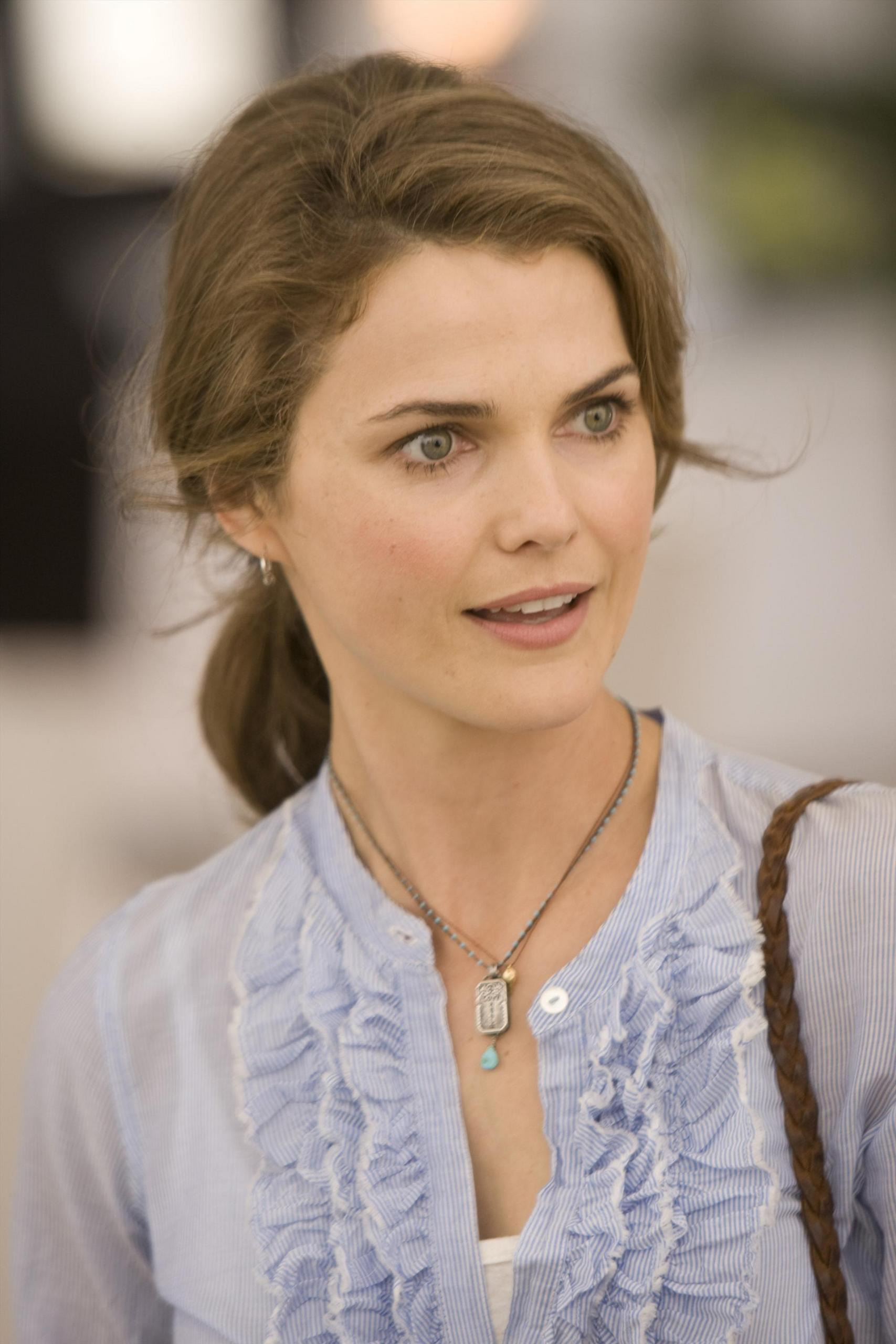 Those Keri russell malibu magazine not