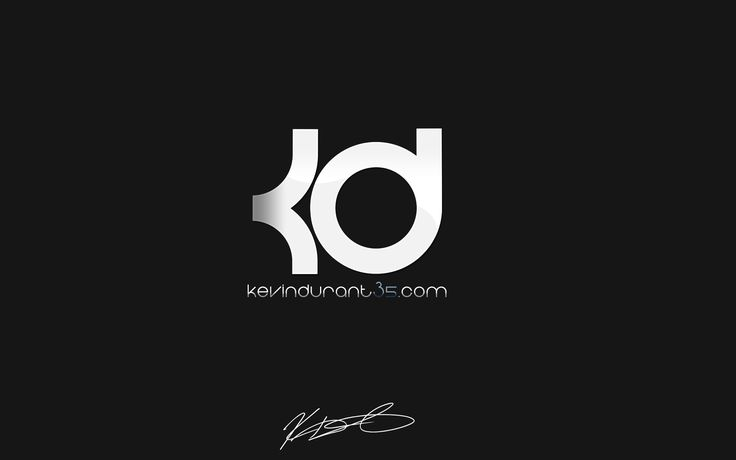 Kevin Durant Logo | sports wallpapers | Pinterest | Logos, Kevin