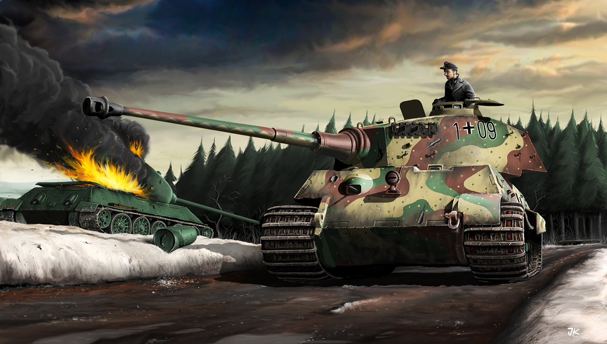 Tiger Tank Wallpapers - Wallpaper Cave