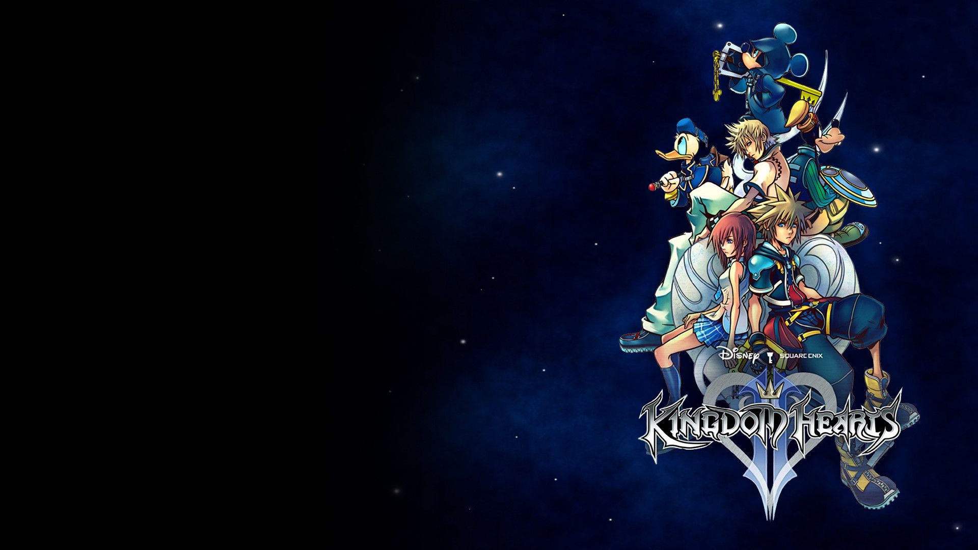 Kingdom hearts desktop wallpaper - SF Wallpaper