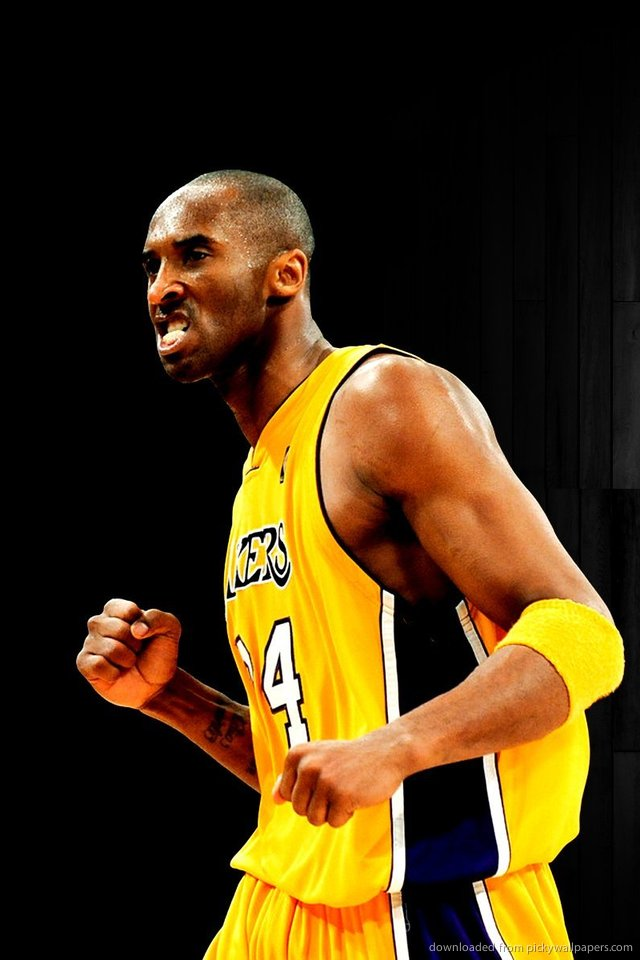 Download Kobe Bryant The Time Is Now Wallpaper For iPhone 4
