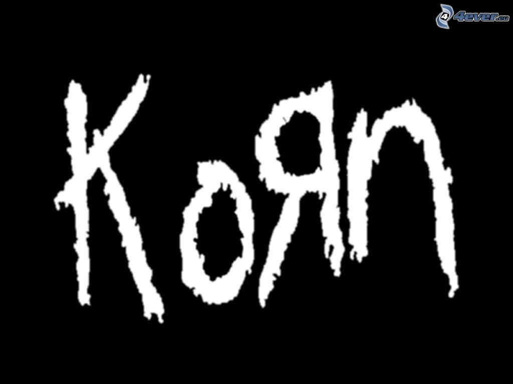 Korn Logo Wallpaper - WallpaperSafari
