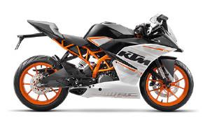 KTM Bikes Prices, Reviews, Mileage & Images - BikeWale