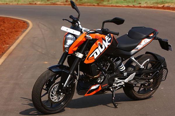 KTM Duke Bike HD Wallpapers - WallpaperSafari