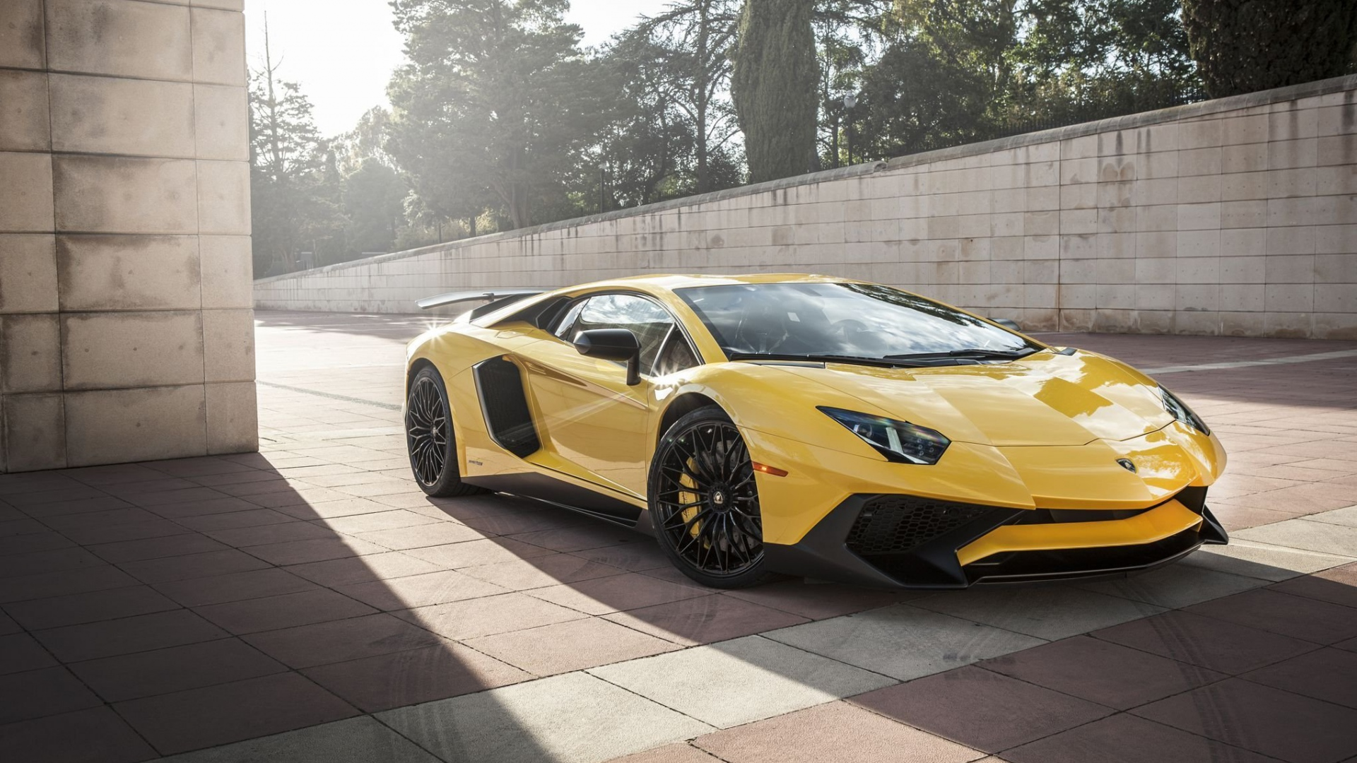 Lamborghini Aventador Wallpaper HD   Wickedsa Com