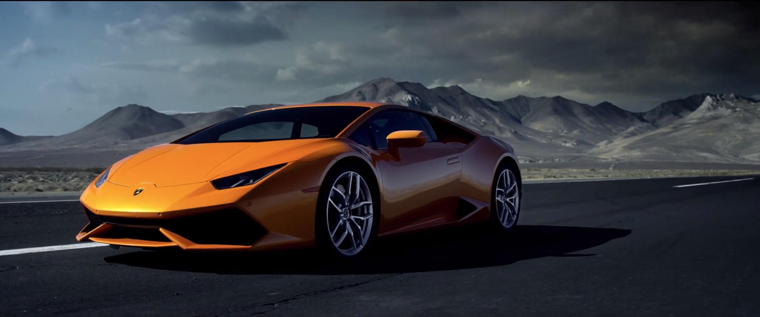 Lamborghini Huracan HD Wallpaper