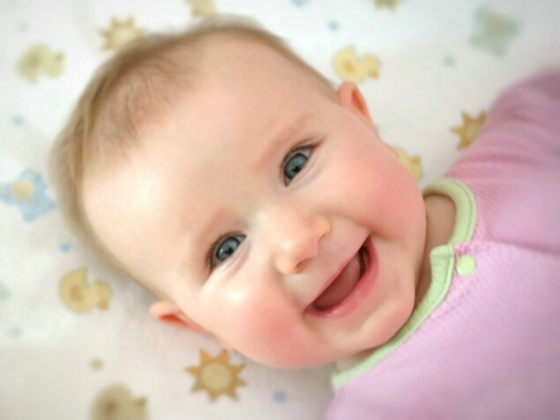 Laughing Baby Wallpapers Sf Wallpaper