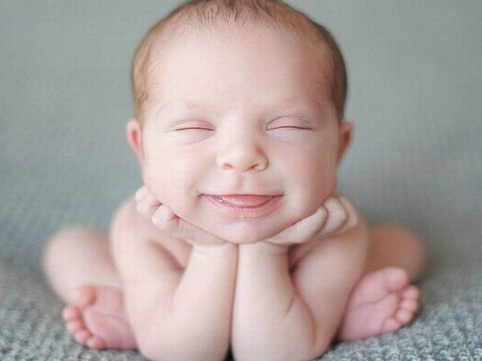 laughing baby wallpapers - sf wallpaper