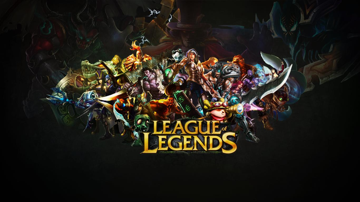 League Of Legends Desktop Backgrounds Group (82+)