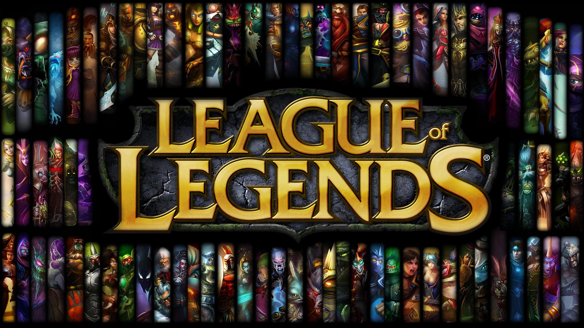 League of Legends Storm Desktop Background HD 1920x1080 | deskbg com