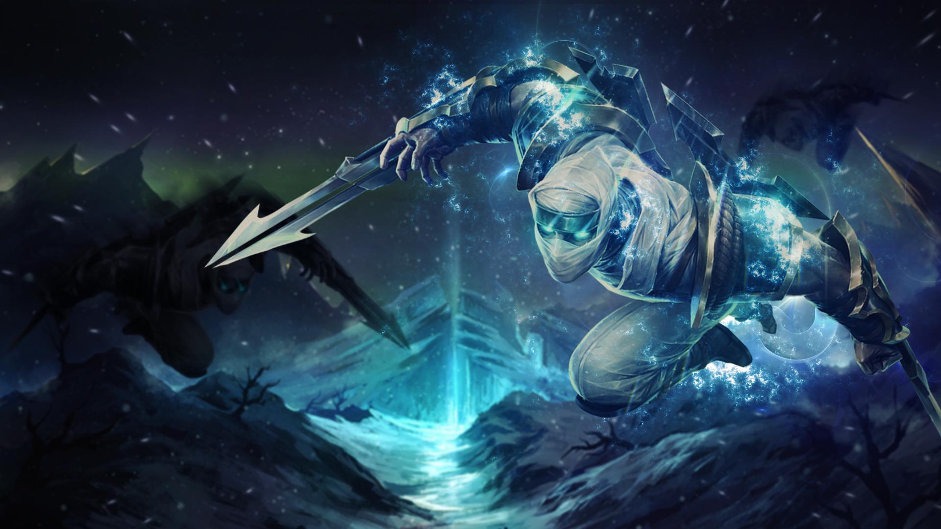 League of Legends Desktop Wallpaper - WallpaperSafari
