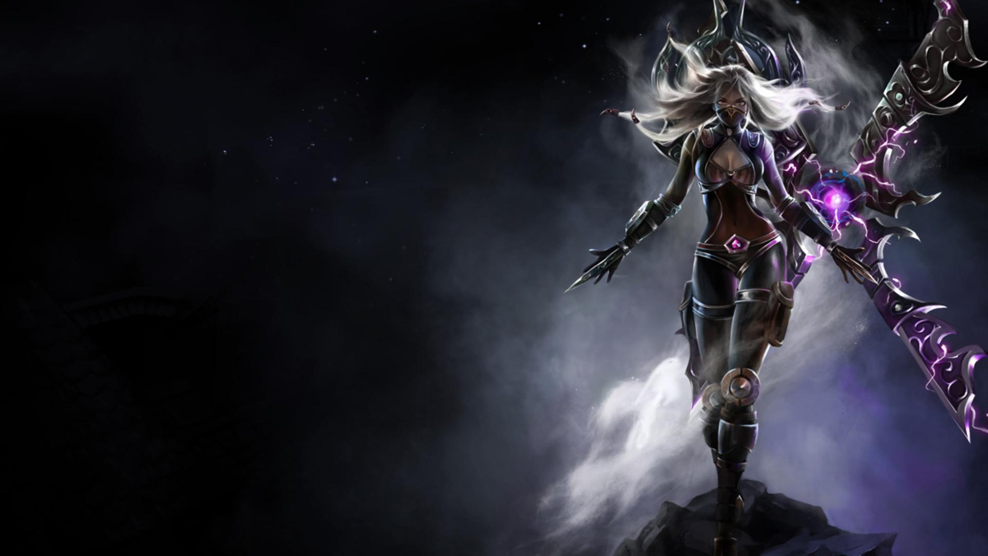 League Of Legends Wallpaper - HotWallpaperHD com
