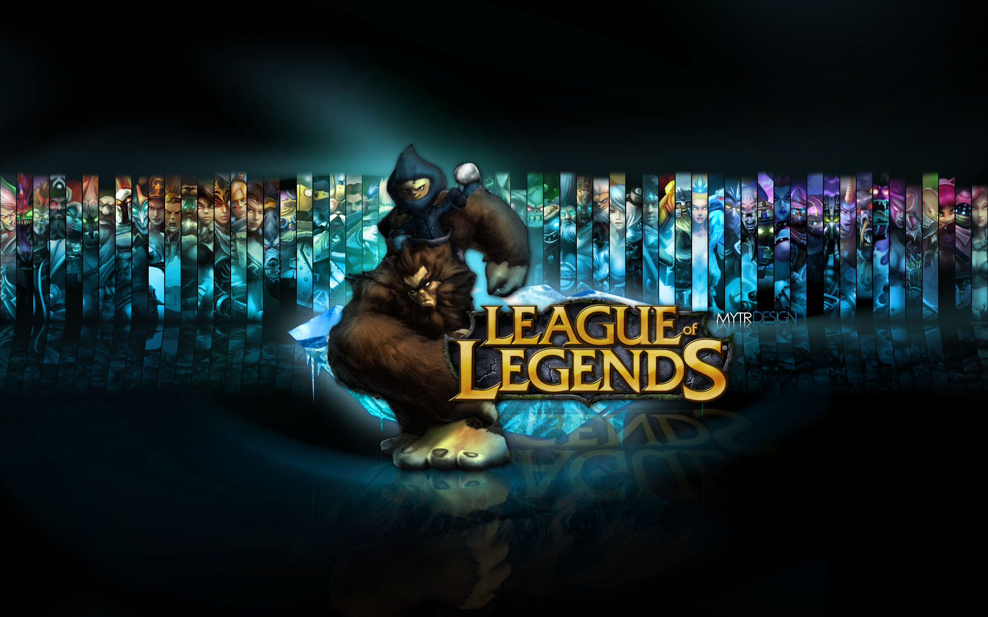 League of Legends Phone Wallpaper - WallpaperSafari