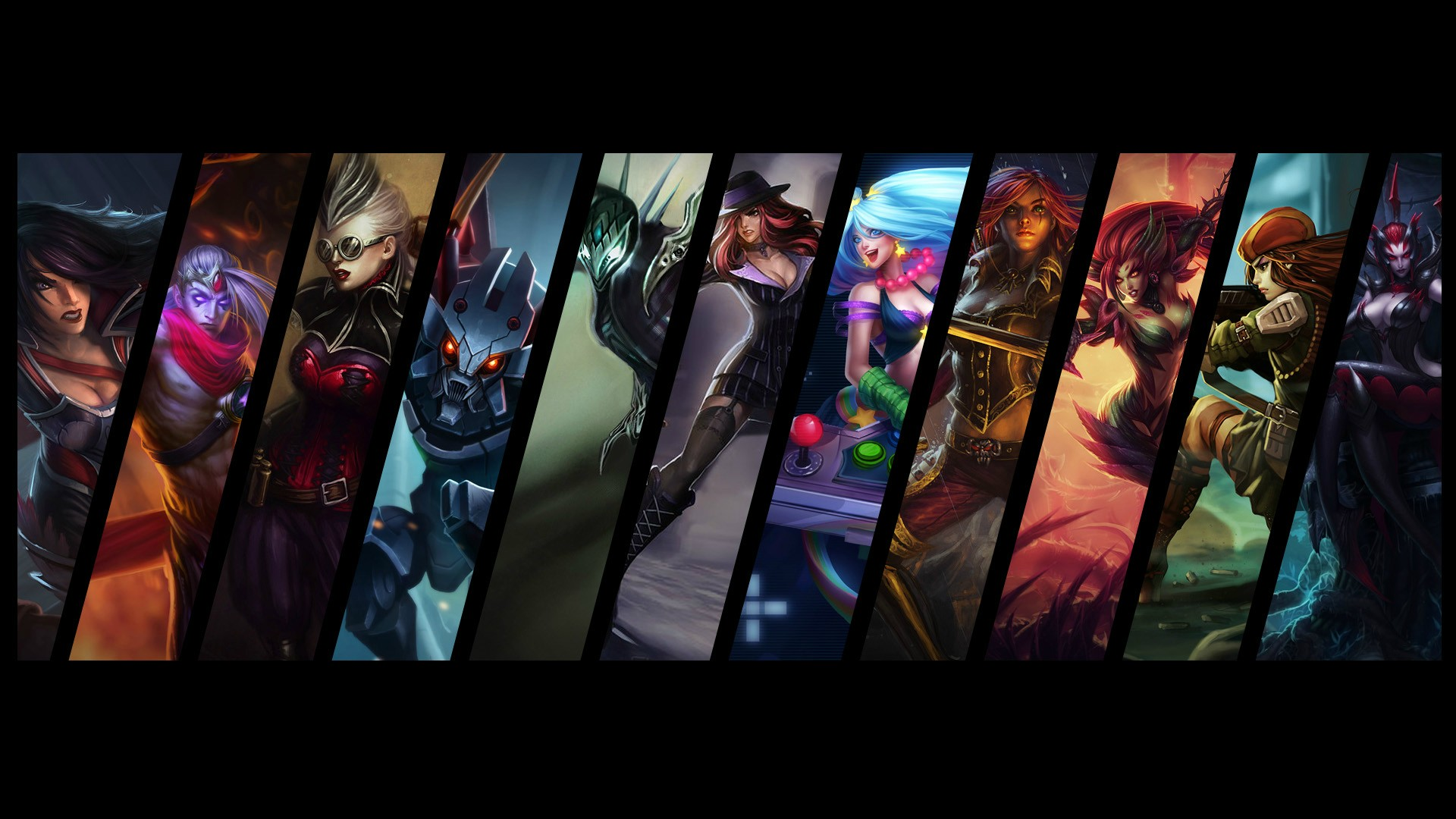 League of Legends Desktop Background - Imgur