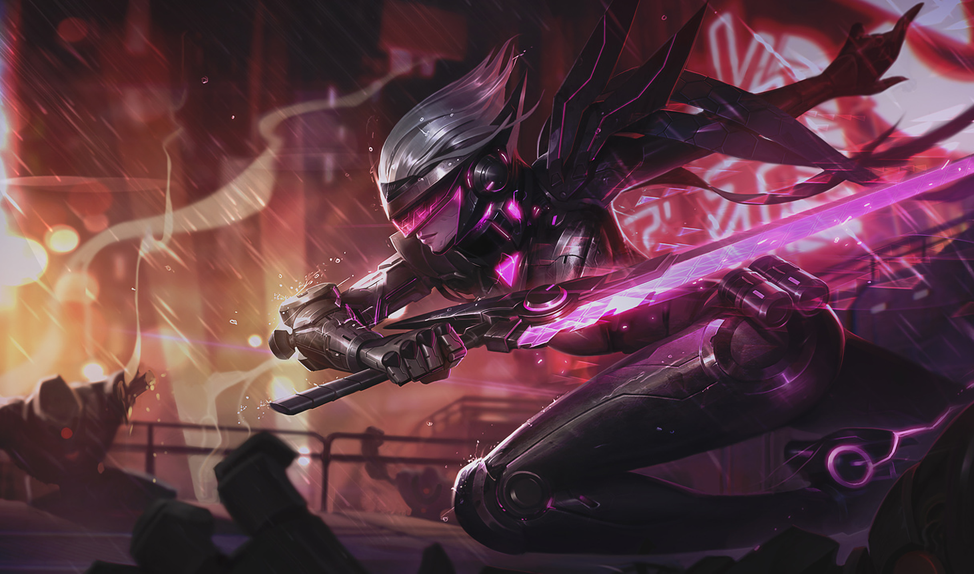 3232 League Of Legends HD Wallpapers | Backgrounds - Wallpaper Abyss