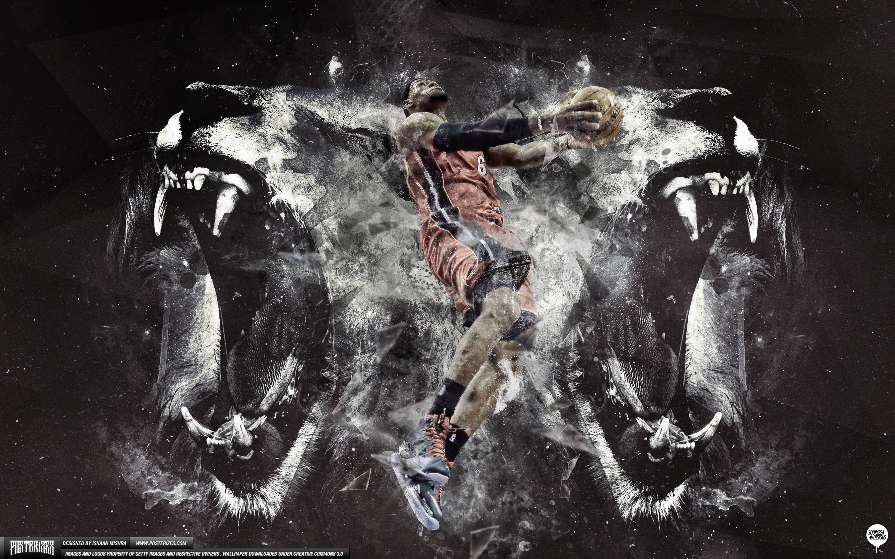 LeBron James Wallpapers High Resolution And Quality Download