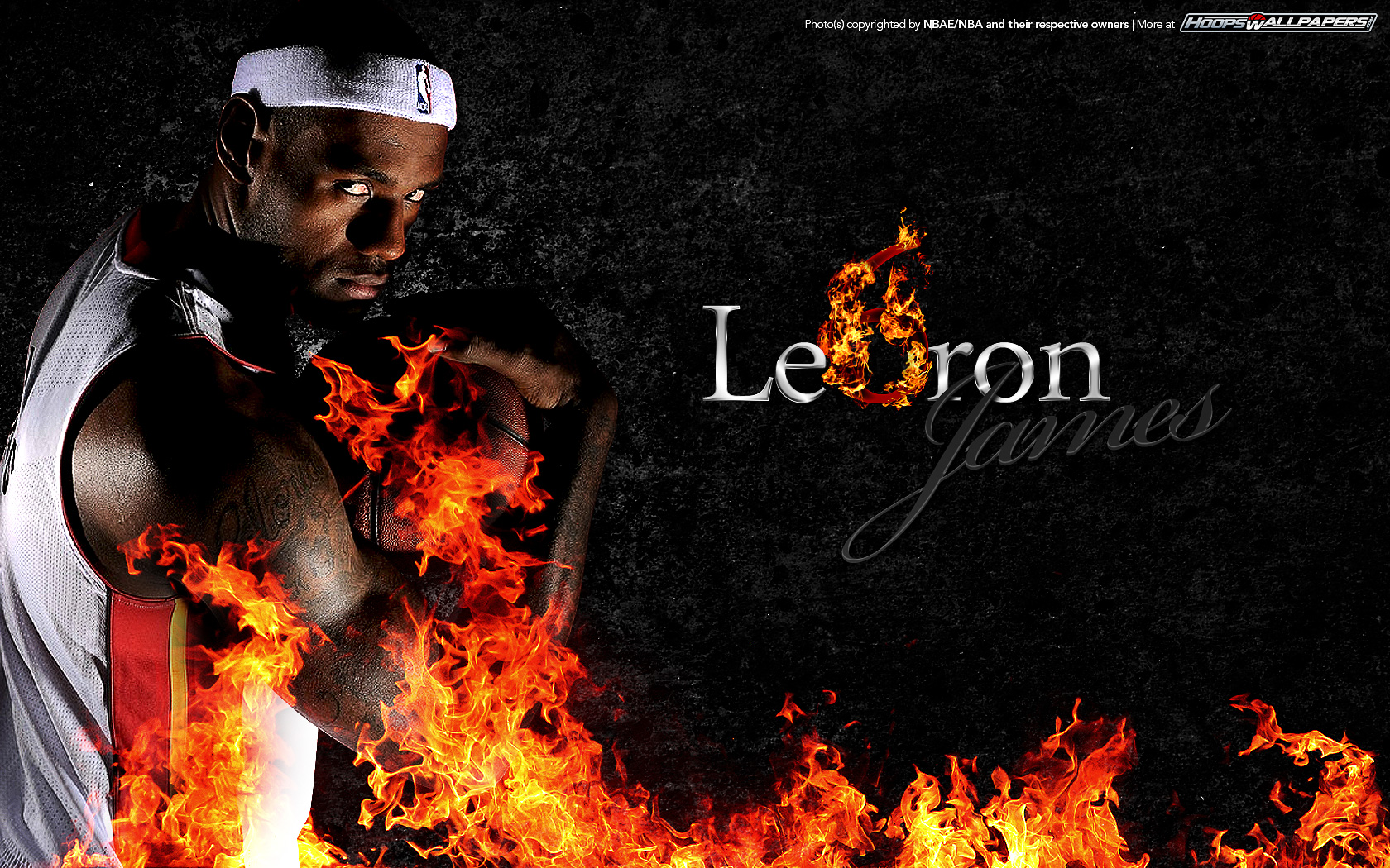 LeBron James Chrome Desktop Wallpapers & Browser Themes - Brand