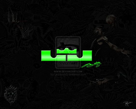 lebron james symbole | Lebron Wallpaper by Lewdacris3 on