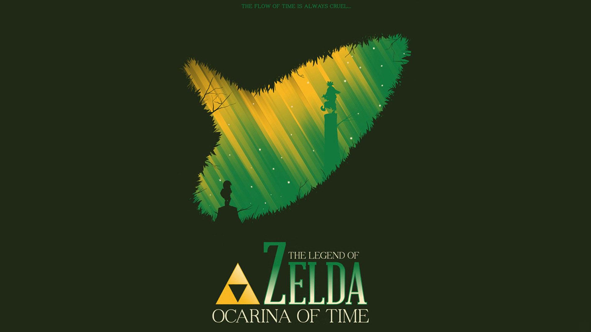 Ocarina of Time Wallpaper - WallpaperSafari