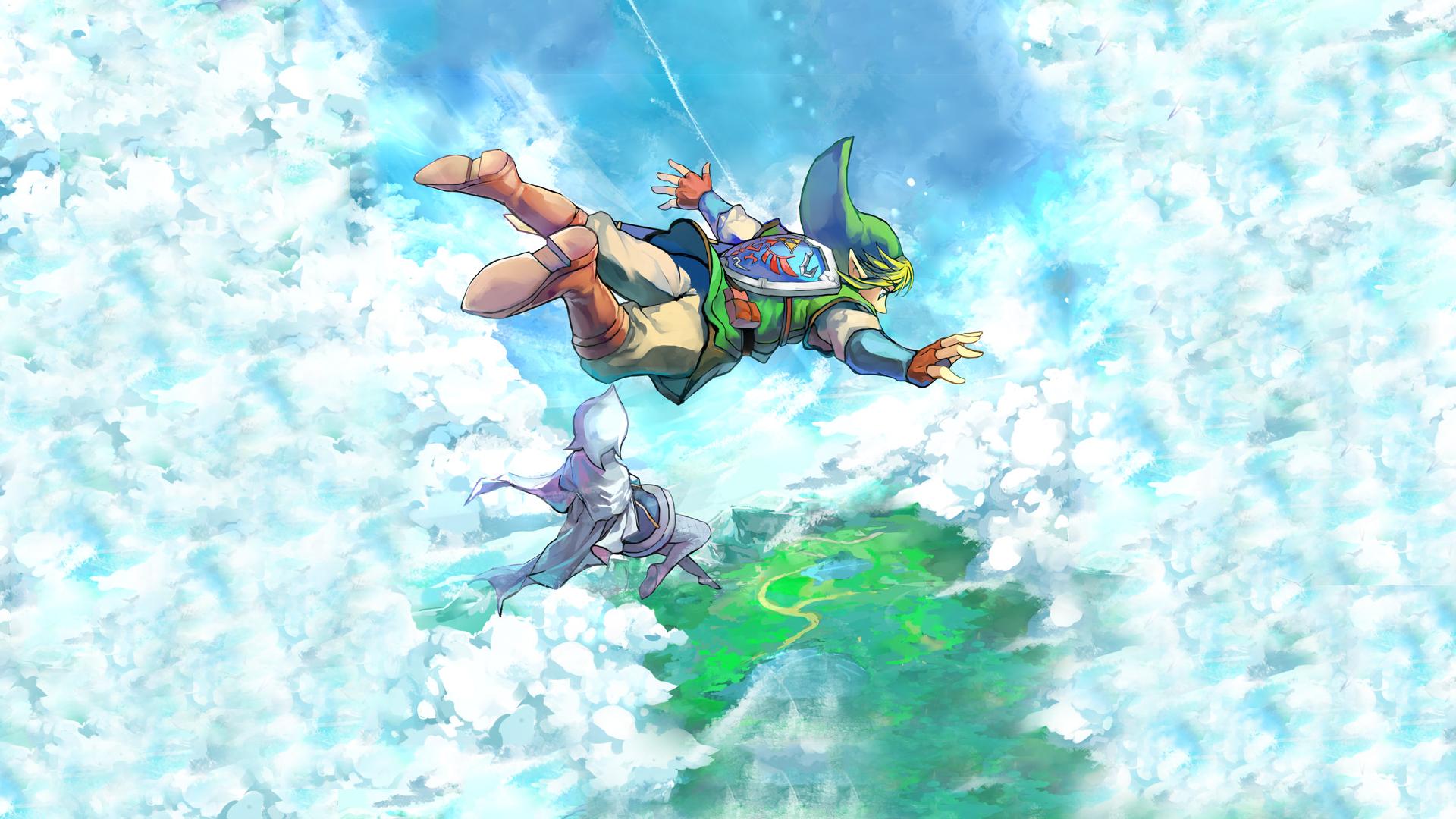 34 The Legend Of Zelda Skyward Sword HD Wallpapers