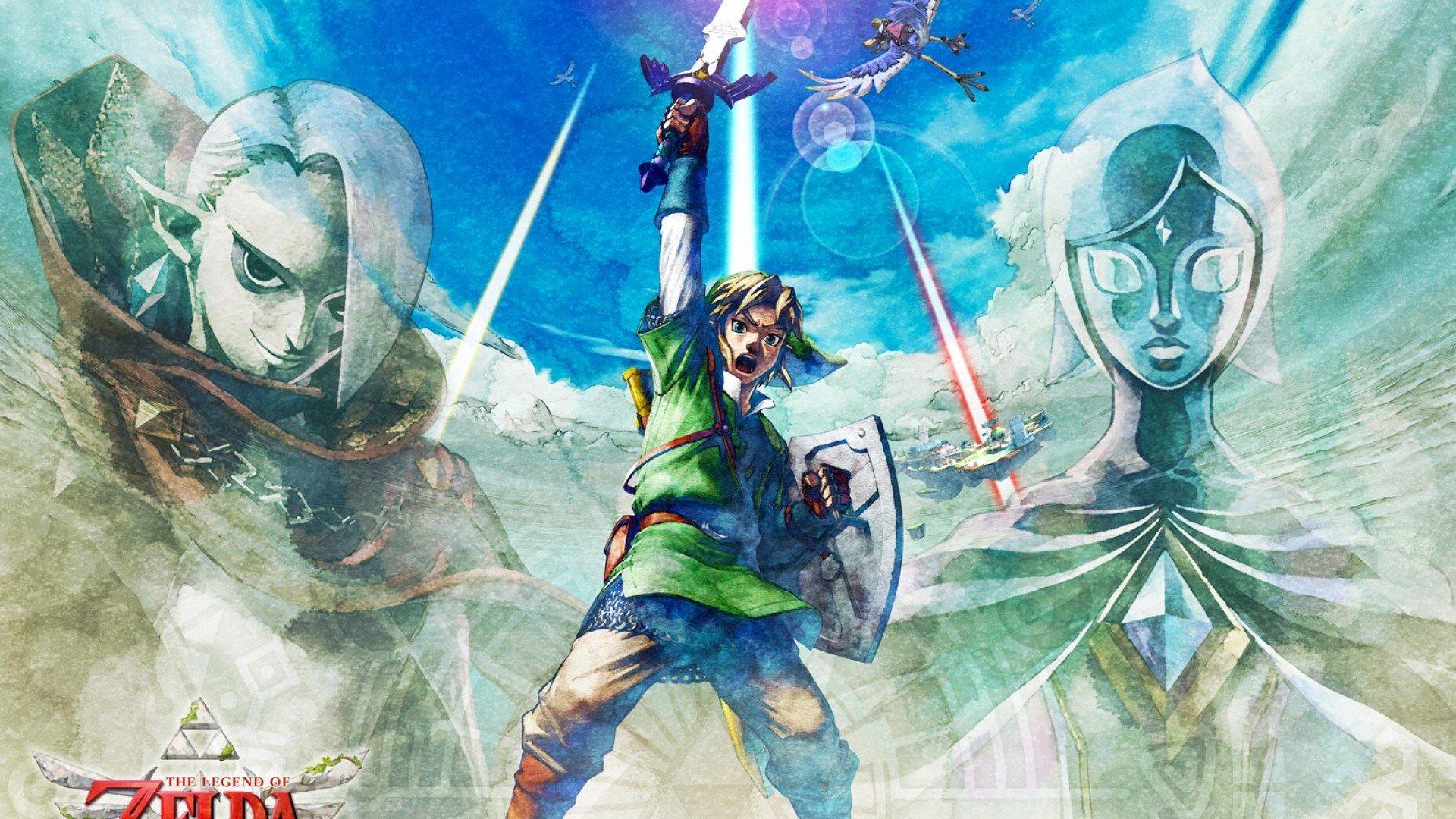 Legend Of Zelda Skyward Sword Wallpaper
