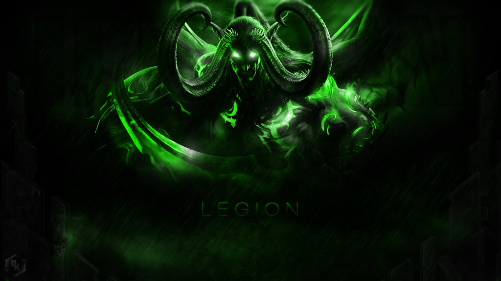 Legion Wallpaper Sf Wallpaper