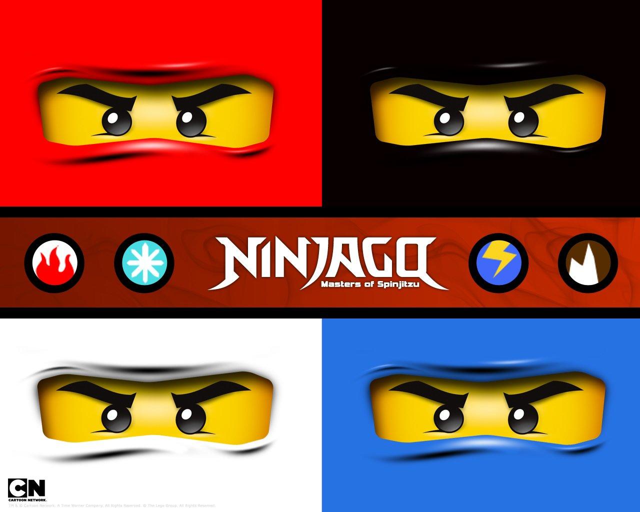 24 Lego Ninjago Masters Of Spinjitzu HD Wallpapers
