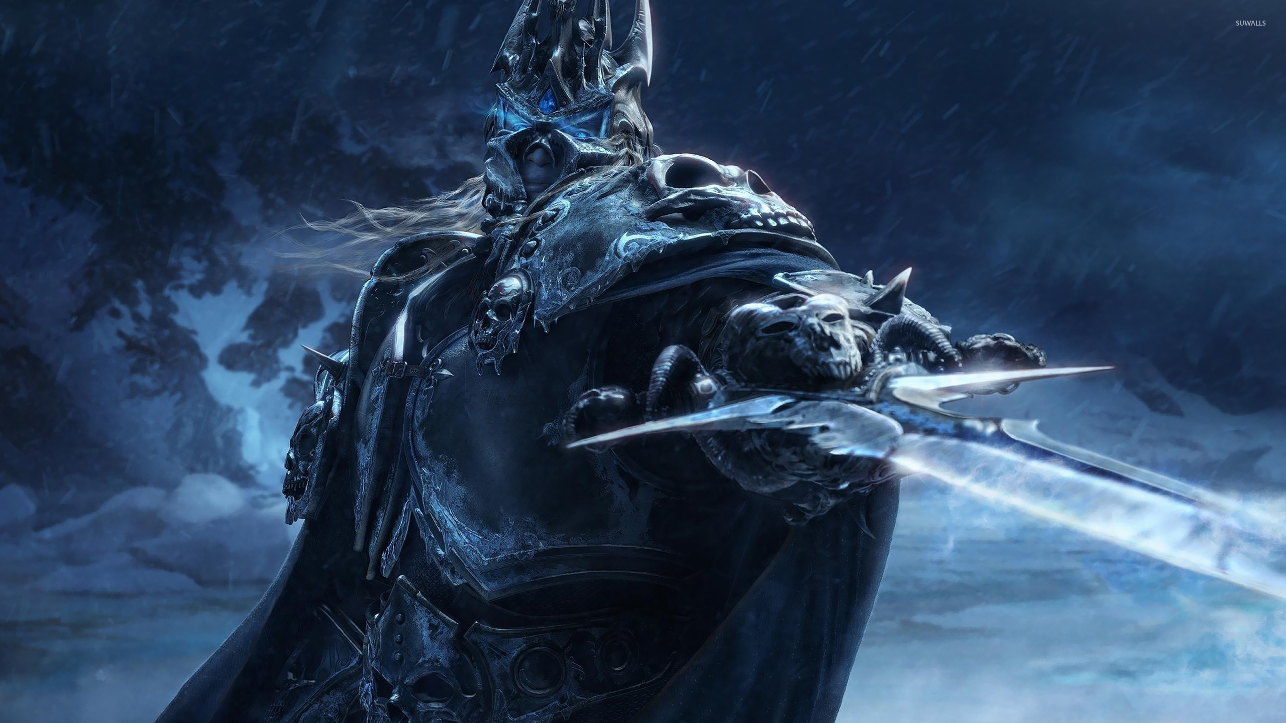 World of Warcraft: Wrath of the Lich King wallpaper - Game
