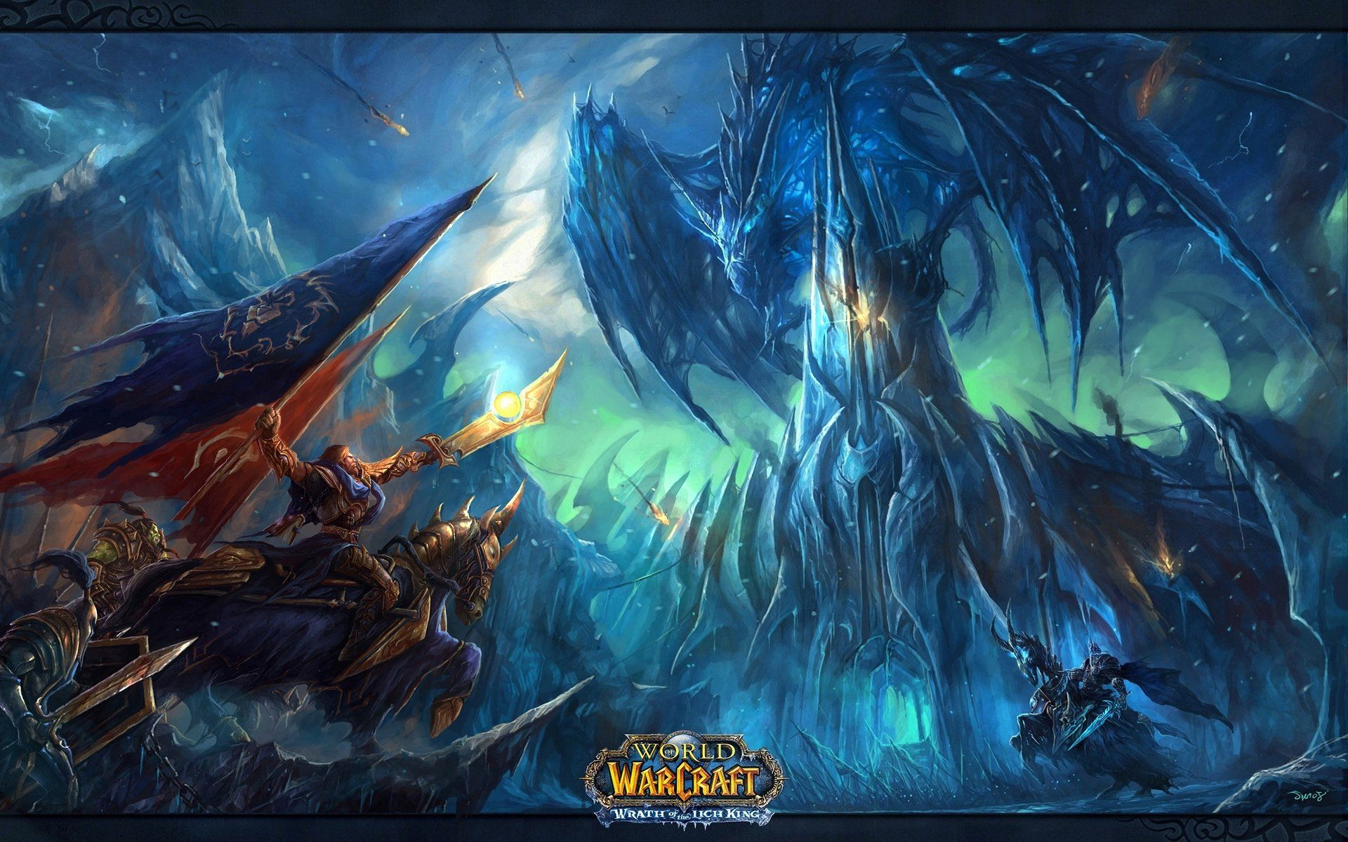 Lich King Wallpapers - Wallpaper Cave