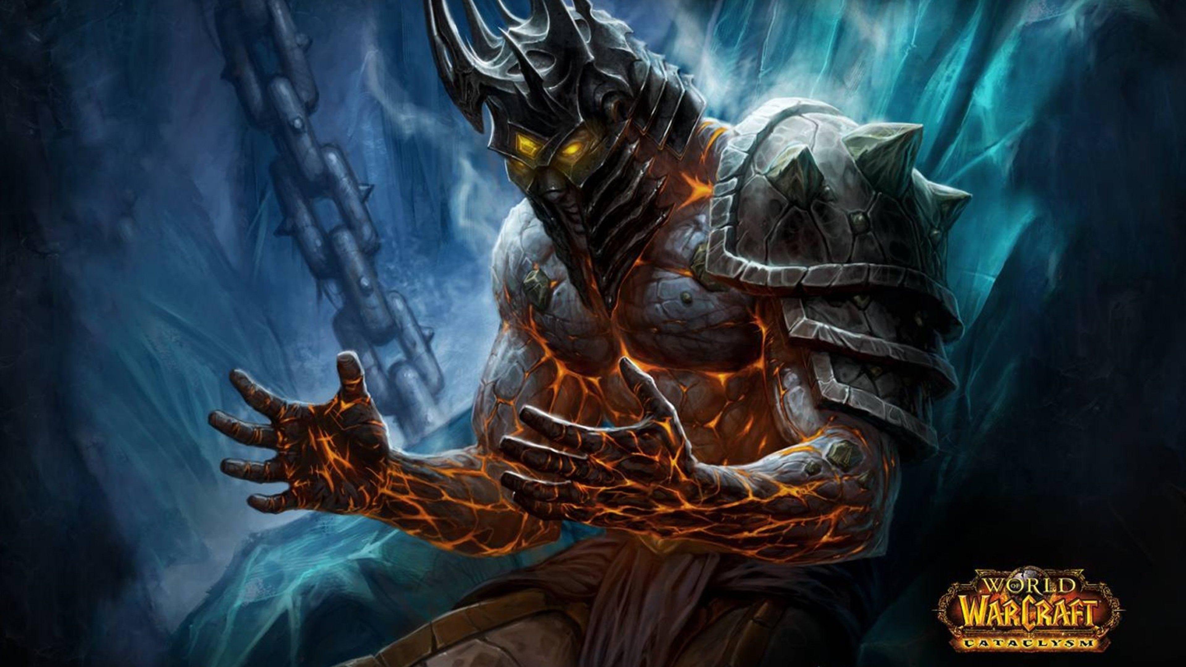 The Lich King World Of Warcraft Wallpaper Ultra HD 4K Resolution
